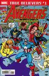 True Believers Avengers Gatherers Saga #1