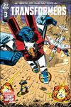 Transformers Vol 4 #3 Cover C Incentive Guido Guidi Variant Cover