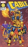 Cable #73 Cover B Toy Reprint