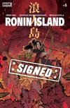 Ronin Island #1 Cover H Incentive David Lafuente Virgin Variant Cover Signed By Greg Pak