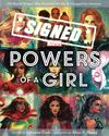 Marvel Powers Of A Girl HC Signed By Lorraine Cink