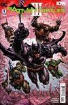 Batman Teenage Mutant Ninja Turtles III #1 Cover A Regular Freddie E Williams II Cover