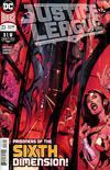 Justice League Vol 4 #23 Cover A Regular Jorge Jimenez Cover (Limit 1 Per Customer)