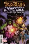 War Of The Realms Strikeforce Dark Elf Realm #1 Cover A Regular Leinil Francis Yu Cover