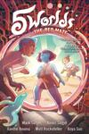 5 Worlds Vol 3 Red Maze TP