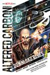 Altered Carbon Download Blues HC Regular Edition