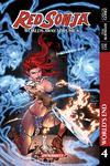 Red Sonja Worlds Away Vol 4 Blade Of Skath TP