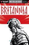 Britannia #1 Cover J One Dollar Debut Edition