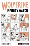 Wolverine Infinity Watch #2 Cover B Variant Nao Fuji Cat Cover
