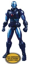 One-12 Collective Marvel Iron Man Stealth Armor Previews Exclusive Action Figure