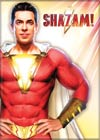 DC Comics 2.5x3.5-inch Magnet - SHAZAM On Orange (73189DC)