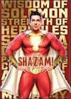 DC Comics 2.5x3.5-inch Magnet - SHAZAM Words Vertical (73191DC)