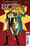 Captain Marvel Vol 9 #7 Cover A Regular Amanda Conner & Dave Johnson Cover (War Of The Realms Tie-In)