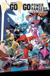 Sabans Go Go Power Rangers Forever Rangers #1 Cover A Regular Dan Mora Cover