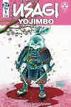Usagi Yojimbo Vol 4 #1 Cover A Regular Stan Sakai Cover