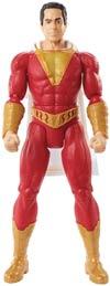 DC SHAZAM Movie Thunder Punch 12-Inch Action Figure Case