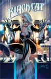 Black Cat By J Scott Campbell Poster