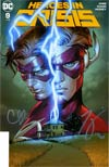Heroes In Crisis #9 Cover D DF Signed By Clay Mann