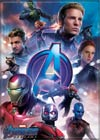 Avengers Endgame 2.5x3.5-inch Magnet - Group On Blue (73179MV)