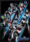 Avengers Endgame 2.5x3.5-inch Magnet - Group On Black (73180MV)