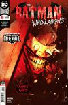Batman Who Laughs #1 Cover M Final Ptg Variant Jock Cover