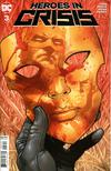 Heroes In Crisis #3 Cover C Final Ptg Variant Clay Mann Cover