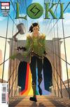 Loki Vol 3 #1 Cover A Regular Ozgur Yildirim Cover