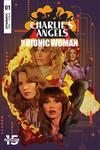 Charlies Angels vs The Bionic Woman #1 Cover A Regular Cat Staggs Cover