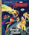 AVENGERS BATTLE ON MOON LITTLE GOLDEN BOOK (C: 0-1-0)