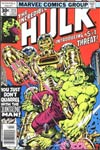 Incredible Hulk #213 Cover A 30-Cent Regular Edition