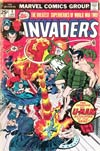 Invaders #4 Cover A