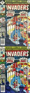 Invaders #19 Cover A 30-Cent Regular Edition