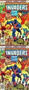 Invaders #20 Cover A 30-Cent Regular Edition