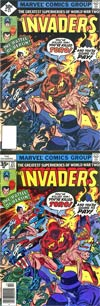 Invaders #21 Cover A 30-Cent Regular Edition