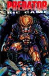 Predator Big Game #1 Cover A With Cards