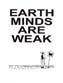 Earth Minds Are Weak #2 Mini-Comic