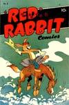 Red Rabbit Comics #5
