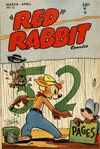 Red Rabbit Comics #15