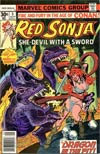 Red Sonja #5 Cover A Regular 30-Cent Edition