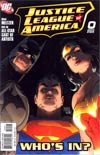 Justice League Of America Vol 2 #0 Reg Cvr