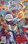 Street Fighter (Malibu) #1 Cover A Regular Cover