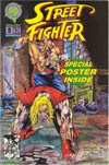 Street Fighter (Malibu) #2 Cover A With Polybag and Poster