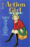 Action Girl #4 Cover A 1st Ptg
