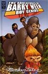 Adventures Of Barry Ween Boy Genius 3 Monkey Tales #1