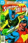 Worlds Finest Comics #302