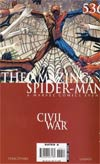 Amazing Spider-Man Vol 2 #536 (Civil War Tie-In)