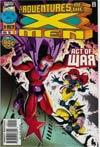 Adventures Of The X-Men #5