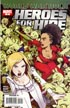 Heroes For Hire Vol 2 #11 Cover B 2nd Ptg Variant Cover (World War Hulk Tie-In)
