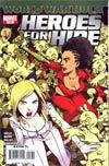 Heroes For Hire Vol 2 #12 (World War Hulk Tie-In)