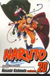 Naruto Vol 20 TP